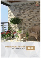 Prime decorative tiles 20x40cm