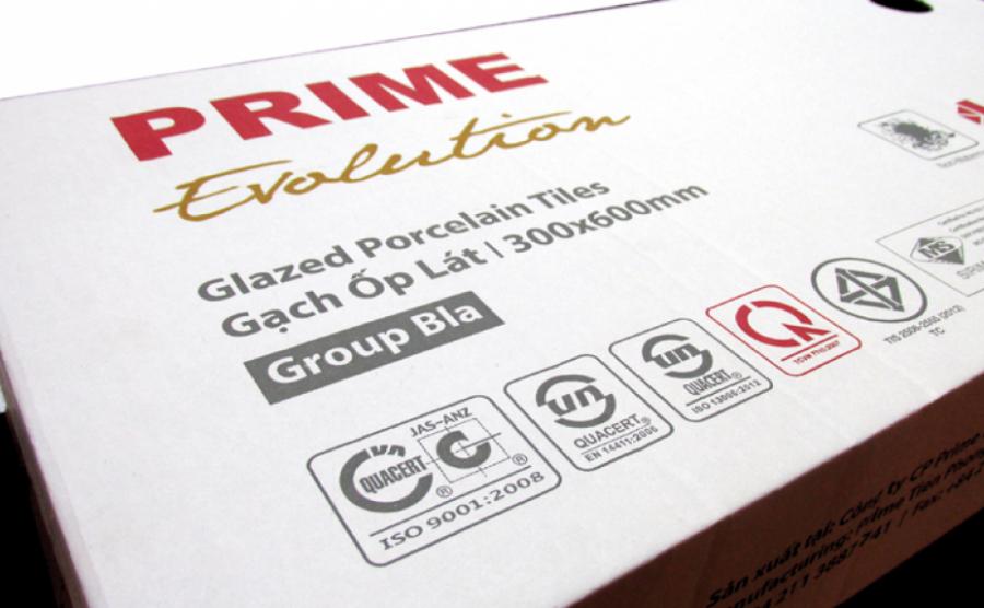 Cách nhận biết chính xác sản phẩm Gạch Prime
