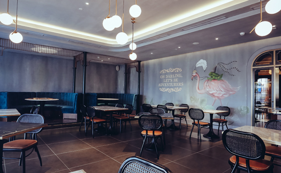 Project: Prime tiles at MAD Society