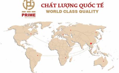 Prime Phong Điền đón nhận ISO 9001 và OHSAS 18001