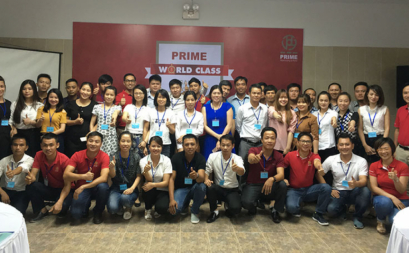 """Chương trình đào tạo """"Người bán hàng Quốc tế""""- Thái Nguyên- Thanh Hóa- Hải Phòng- Quảng Ninh"""