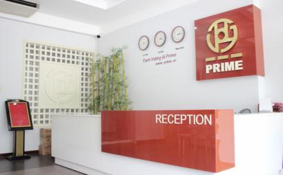 Trụ sở Tập đoàn Prime – Không chỉ là văn phòng làm việc