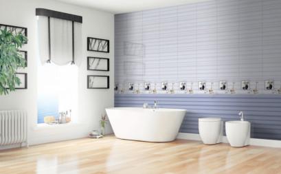 Màu xanh thiên thanh – miền đất tự do cho thiết kế nội thất