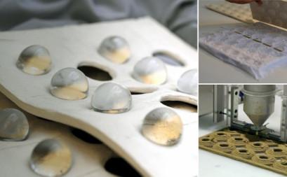 Hydroceramic - Tiềm năng mới cho dòng vật liệu thông minh