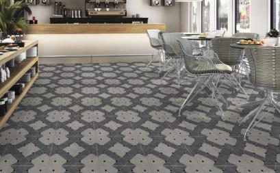 Những mẫu thiết kế gạch lát nền phòng khách đẹp năm 2020