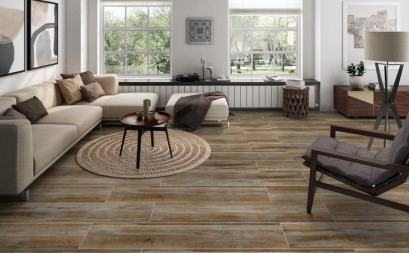 Elegance Signature Collection - Wood Grain Tiles 20x120Cm (New)