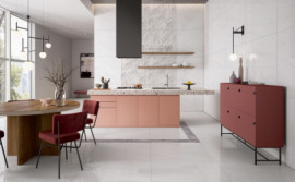 Floor tiles collection Extra- Large size 80x80 cm - New highlight from Line Art