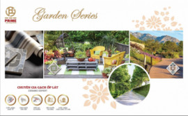 GARDEN SERIES – decorating for the family space